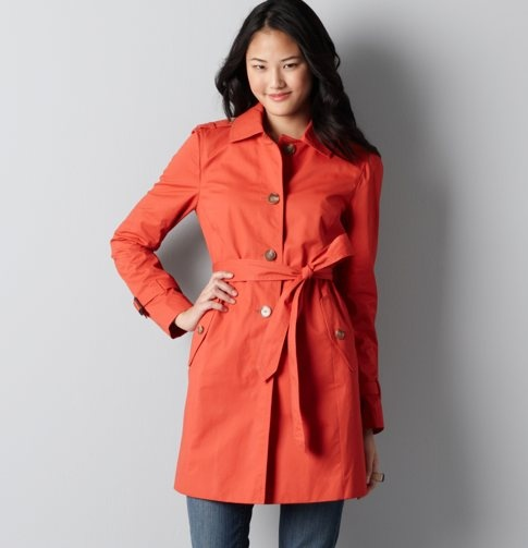 want a new spring coat!