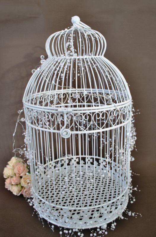 Wedding  Charlotte Large Bird Cage - Hire - WeddingWish.com.au