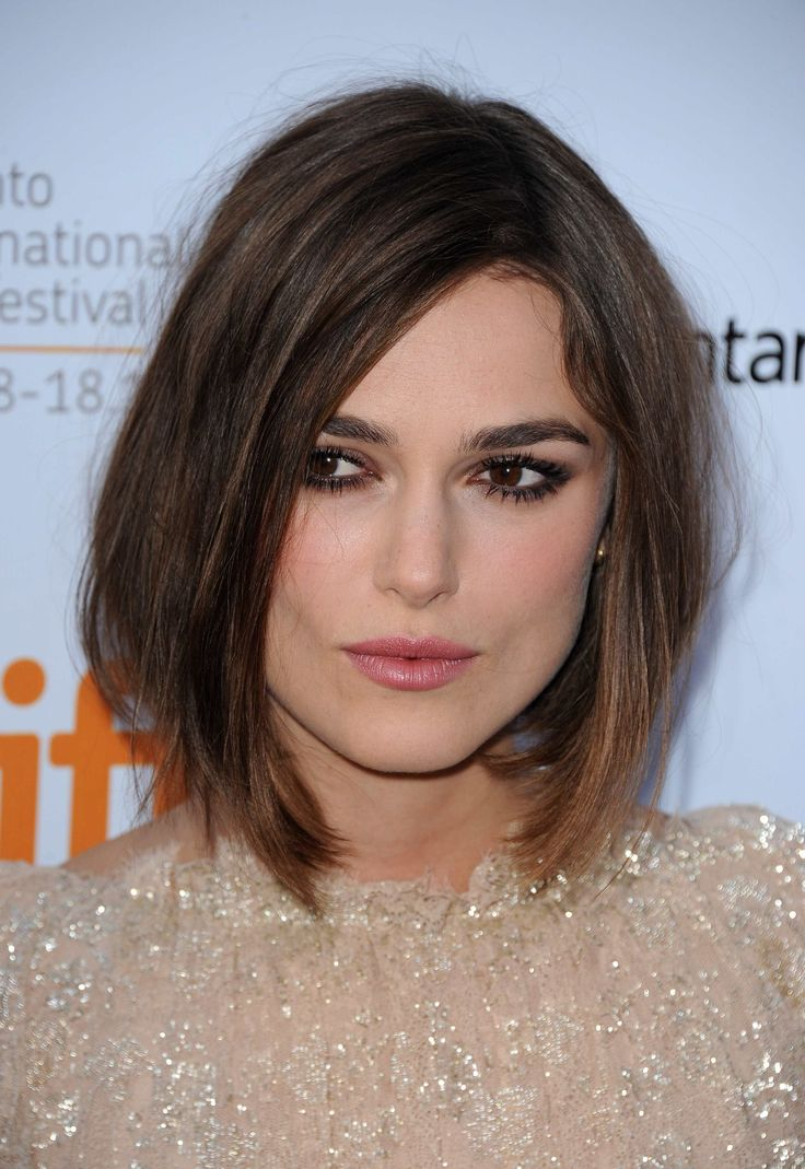 The Best Cuts for Wavy  Dark Brown Hair. 111 best Hair images on Pinterest   Hairstyles  Braids and Make up