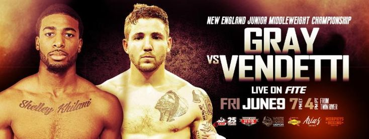 FOLLOW AND SHARE  NEW YORK CITY (May 25, 2017) – FITE TV will stream the entire CES Boxing card, featuring the New England junior middleweight title fight, on Friday night, June 9, starting at 7 p.m. ET / 4 p.m. PT, live on Pay Per View from Twin River Casino in Lincoln, Rhode Island. FITE …