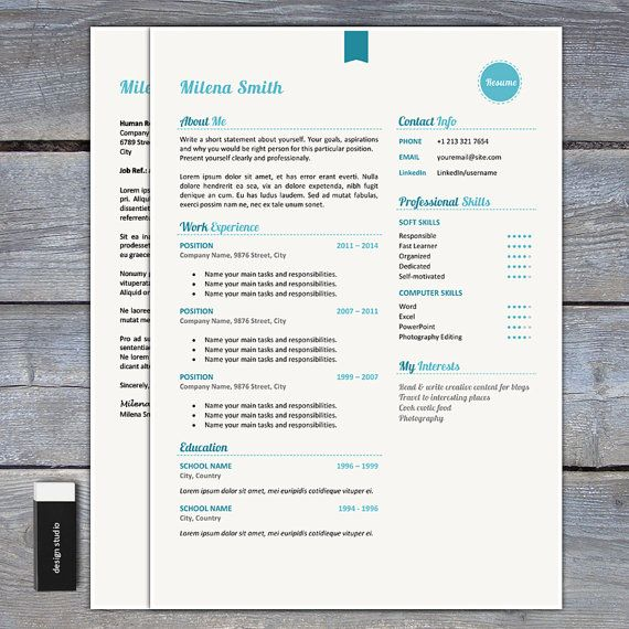 33 best Creative cvs images on Pinterest Resume design, Resume - cleaning services resume