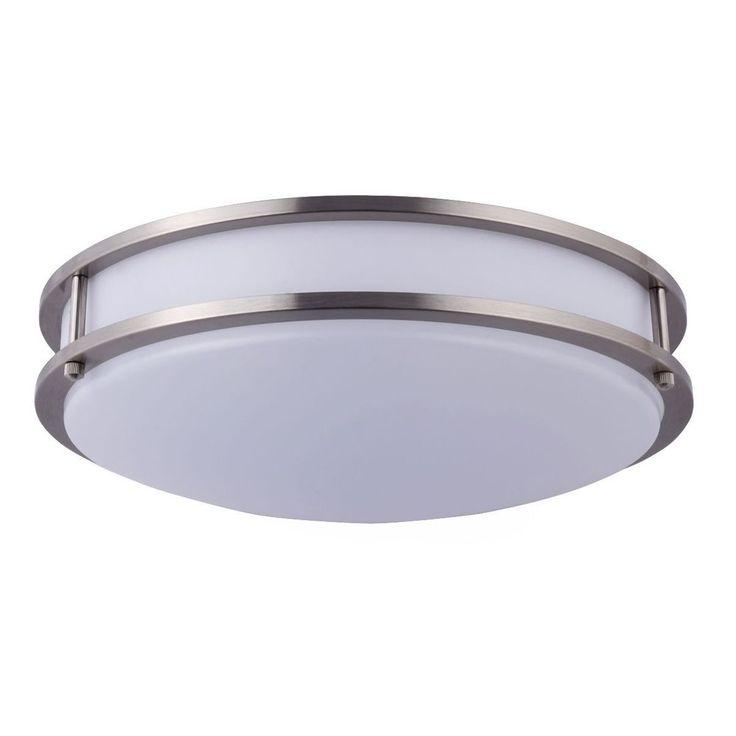 Bright Round Warm LED Hallway Ceiling Flood Light Bulb Lamp Flush Mount Fixture #Unbranded