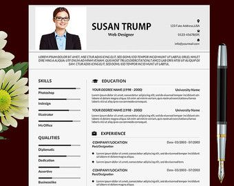 cover letter resume template