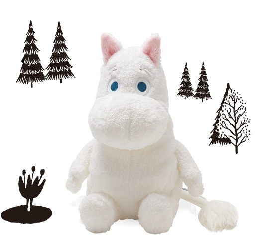 Moomin toy