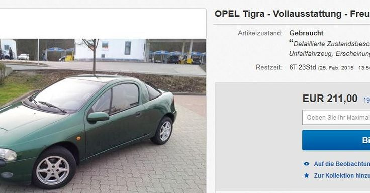 Best Practice #CEOKommunikation:   Er wurde zum Internet-Hit: Nach kurioser Ebay-Anzeige: Opel-Boss schickt Verkäufer ein neues Auto - Gebrauchtwagen