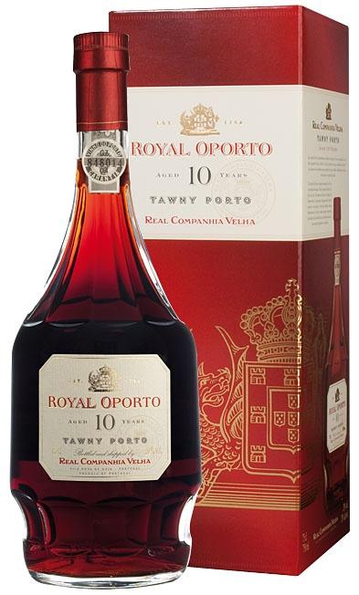Royal Oporto 10 Years aged Tawny 440 Monsiur de Cambremer Que prefiere para dormir cognac u Oporto 345