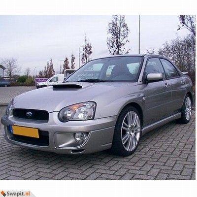 Subaru Impreza WRX Prodrive ruilen voor Subaru Legacy 3.0l V6 Station of jonge BMW 3-Serie Touring V6