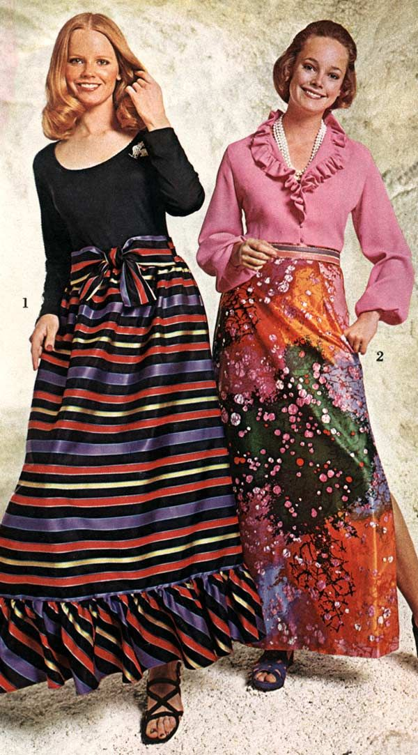 17 Best Images About 1970s Dresses Amp Skirts On Pinterest