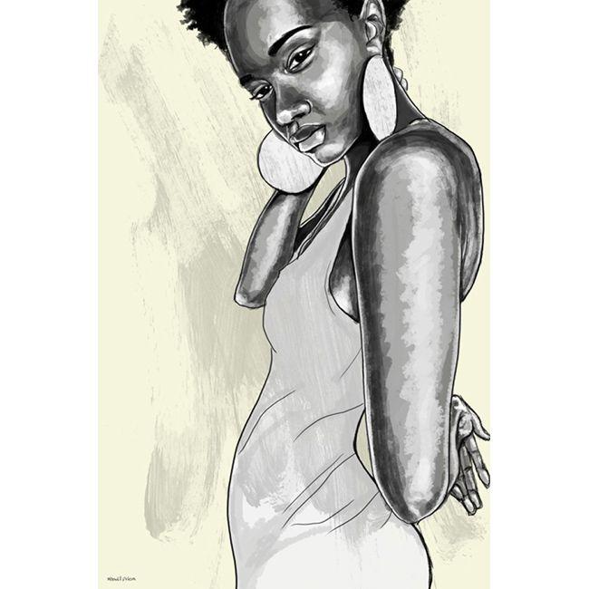 <li>Artist: Maxwell Dickson </li> <li>Title: Natural</li> <li>Product type: Gallery-wrapped canvas art</li>