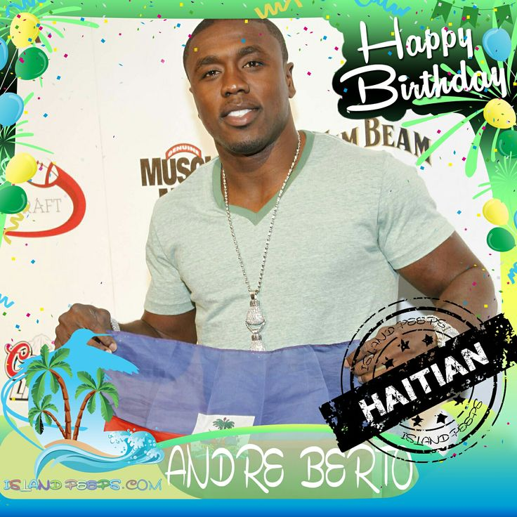 Happy Birthday Andre Berto!!! Professional Boxer born of Haitian descent!!! Today we celebrate you!!! @AndreBerto #AndreBerto #islandpeeps #islandpeepsbirthdays #Boxer #knockout #haiti