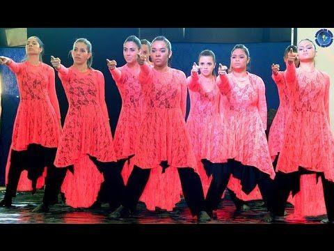 Ministério de Dança Louvor na Terra - Filho do Fogo - YouTube