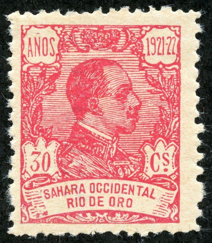 1922 : Rio de Oro