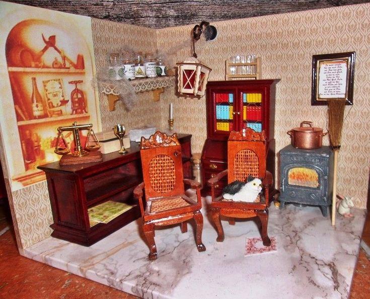 12 best Puppenhaus Puppenstube Möbel + Zubehör images on Pinterest - badezimmer zubehör günstig