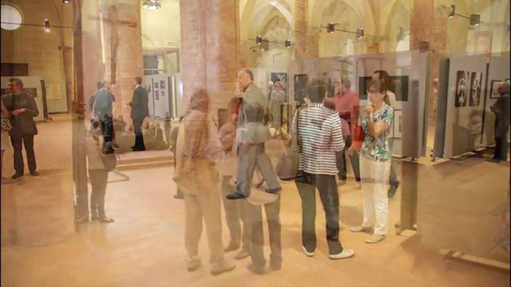 LE CAMERE OSCURE Fotografie, figure e ambienti dell'immaginario neogotico 14 giugno - 14 settembre 2014 Cuneo, Complesso Monumentale di San Francesco