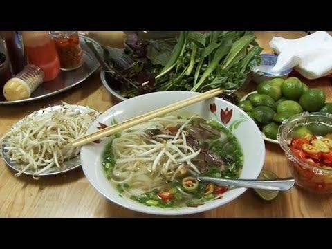 Vietnamese Pho Bo Recipes