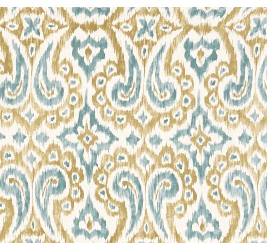 Phillipa Ikat Bedding Swatch