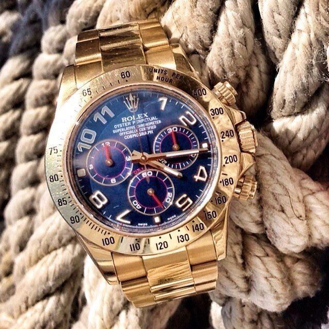 Rolex Oyster Perpetual Cosmograph Daytona http://fancy.to/dfg2m0