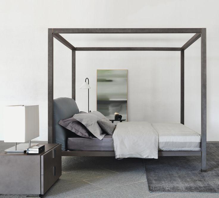 Oltre 25 fantastiche idee su letti a baldacchino su pinterest camera con letto a baldacchino - Camera da letto baldacchino ...