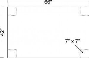 Free Pattern: Fitted Crib Sheet