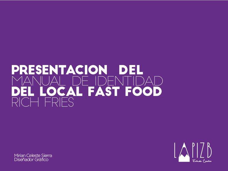 Branding Identity for Rich Fries - https://www.designideas.pics/branding-identity-for-rich-fries/