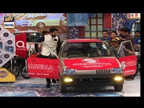 Surmawala car winner in Jeeto Pakistan - Jeeto Pakistan - Video Tubez