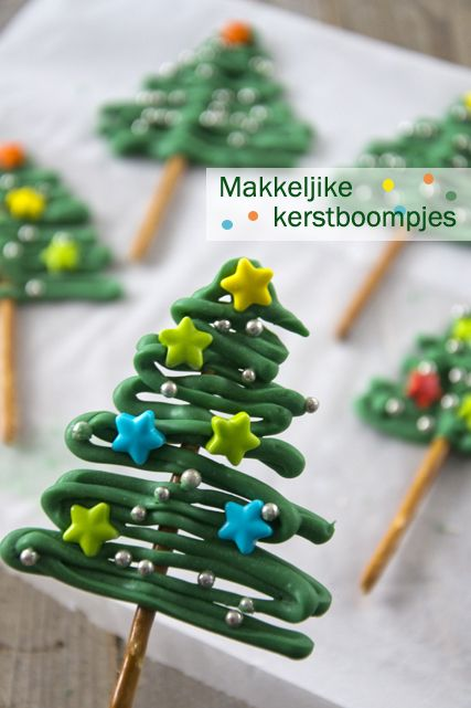 Wil je iets leuks maken voor kerst dat niet moeilijk is en waarvoor je niet langer dan 20 minuten in de keuken staat? Maak dan deze leuke kerstboompjes. Wat je … Lees meer → Het bericht Snelle kerstbo