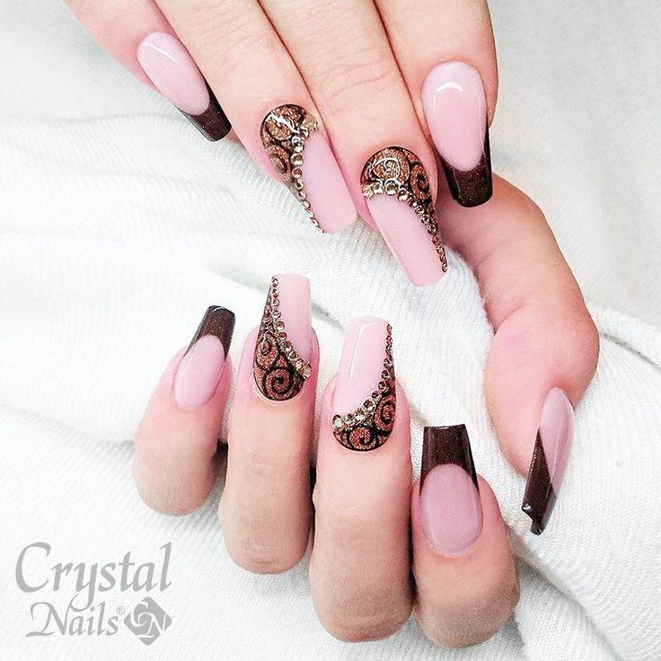 ## Nägel # Color Gel # nagelstudio wien  # nail art # Muster #Gel Nägel #nagelstudio Wien 1220 # gel Nägel  # French # mädchen#069917598214#