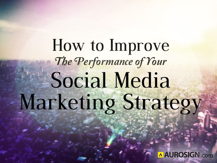 Social media marketing strategy build relationship, improve engagement &…