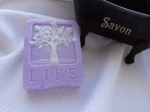 """Mýdlo \""""Strom života\"""" s vůní Levandule"""