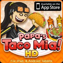 Papa's Cupcakeria | Free Flash Game | Flipline Studios