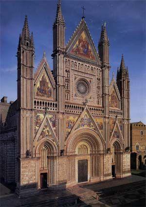 Duomo di Orvieto  Umbria