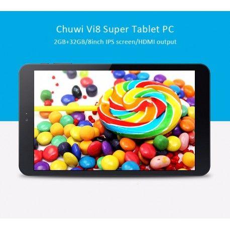 CHUWI VI8 Windows 8.1  EST UNE TABLETTE 8 POUCES SOUS Intel Z3735F Quad Core 1.8GHz donc différent que la Chuwi i8 plus ici en vente sur ce site,dispo en France