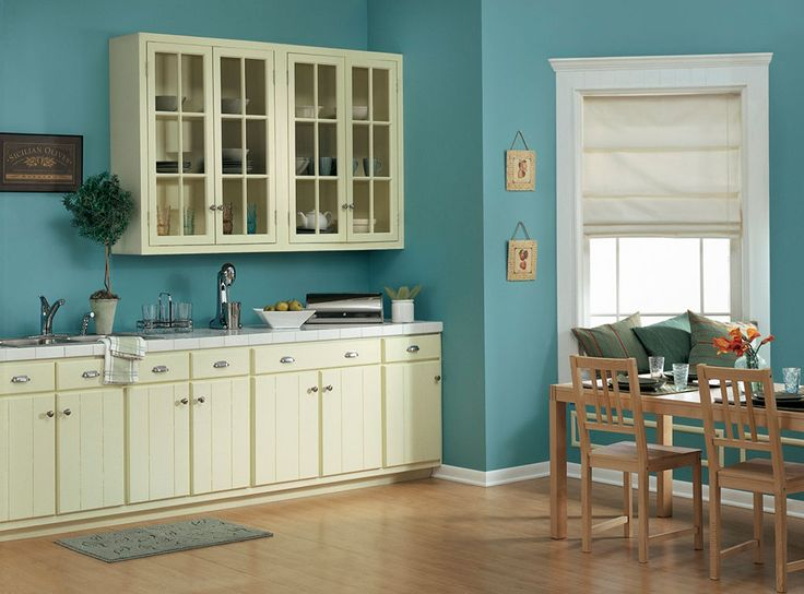 1000 images about country charm on pinterest country - Country kitchen wall colors ...