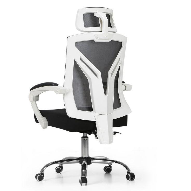 Hbada ergonomic office chair highback desk chair racing