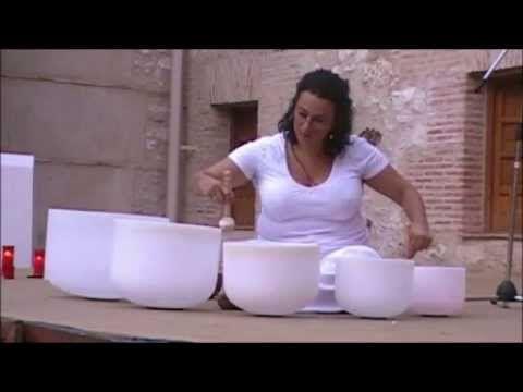 Concierto de Cuencos de Cuarzo del MUSEO VILLASEÑOR