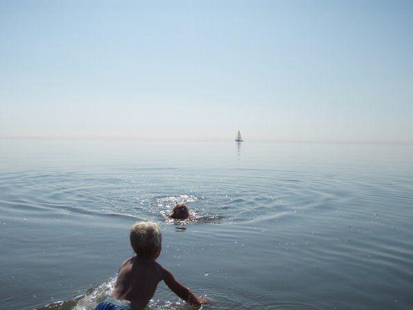 sailing Bluffers Park