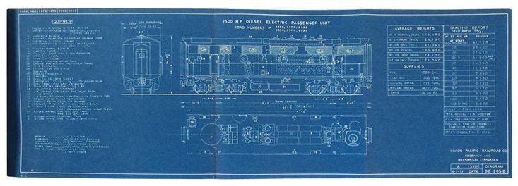 92 Best Blueprints  Railroads Images On Pinterest