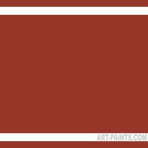 Dining room wall color: Brick red. | New House Projects