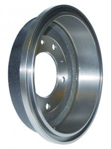 Brake drum - 11 inch - SWB front from 80/81, LWB Front 4Cyl, S3 LWB Rear, 110 Rear