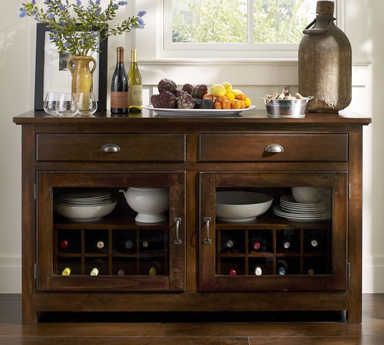 Toscana Buffet Pottery Barn For The Home Pinterest