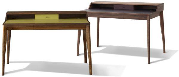beautiful desks!