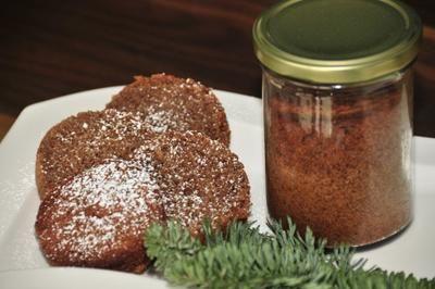 Adventskalender 24. Tag: Rotwein-Nuss-Kuchen im Glas