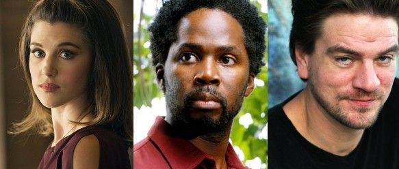 NBC Constantine TV Series Adds Lucy Griffiths, Harold Perrineau & Charles Halford - Cosmic Book News