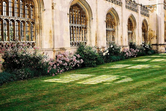 King's College, Cambridge   photo by Yee