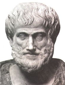 Aristotle - the founder of Rhethorics and the Three Means of Persuasion: Logos, Pathos, and Ethos.