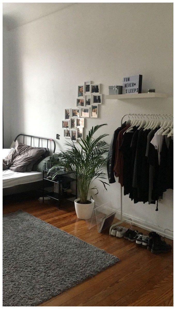 55 Inspirierende gemütliche Wohnung Dekor auf ein…