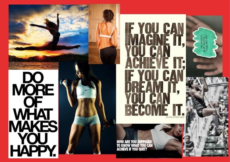My Motivational board 12
