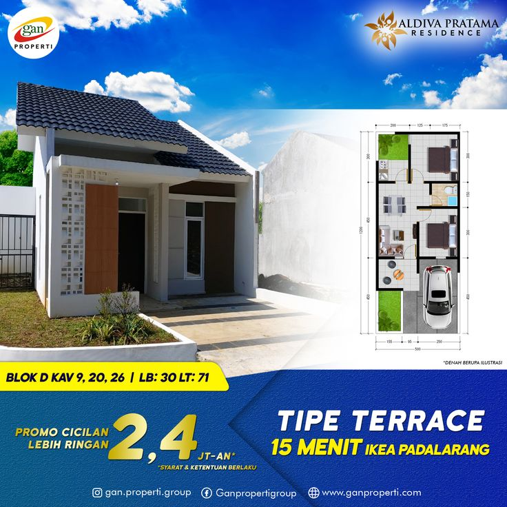 Jual Rumah Di Bandung Barat Padalarang Jayamekar Kota Baru Parahyangan Harga Murah Terjangkau Rumah Rumah Impian Rumah Baru