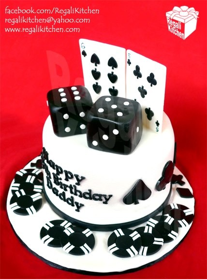 1000 Images About Cakes Las Vegas Gambling Parties On