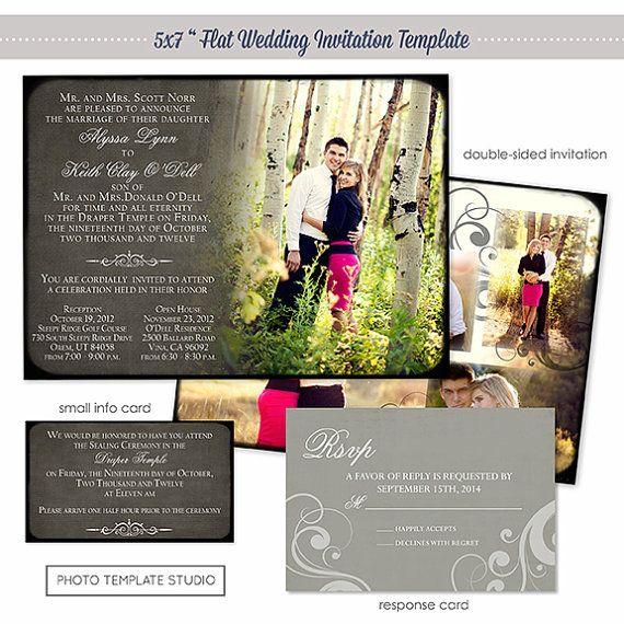 17 best Wedding Invitation Ideas images on Pinterest